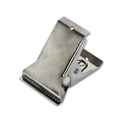 Фурнитура для штор 60* 85 мм зажим для ткани металлический Крепика дом крепежных материалов