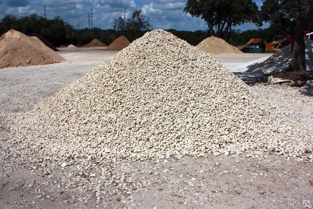 доломит песок