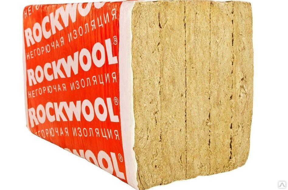 утеплитель из каменной ваты rockwool